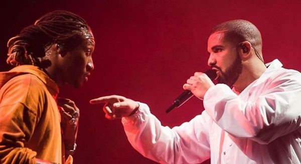 Future Teases New Track With Drake