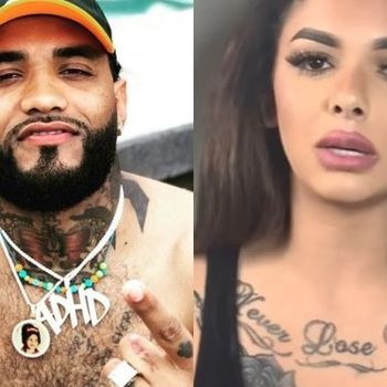 Joyner Lucas Shoots Down Groupie Celina Powell's Invitation