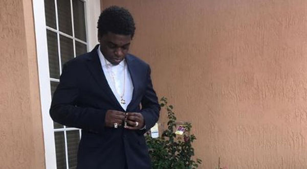 Kodak Back Officially Pleads Guilty To Federal Weapons Charges; Will Be Away For a While