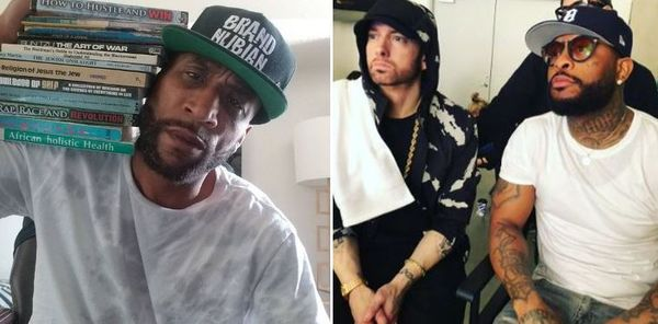 "Lord Jamar Fires Back At Royce Da 5'9"" As Eminem-Gate Continues"
