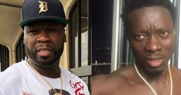 Michael Blackson & 50 Cent Go At It Over Strip club Debt
