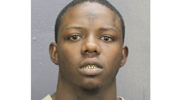 Rapper Jackboy Arrested, Cops Say He Ate Weed [VIDEO]