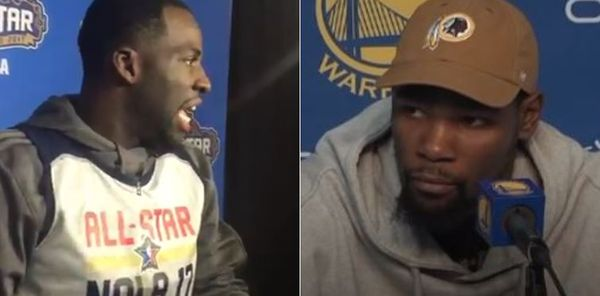 Draymond Green Opens Up About Kevin Durant Beef