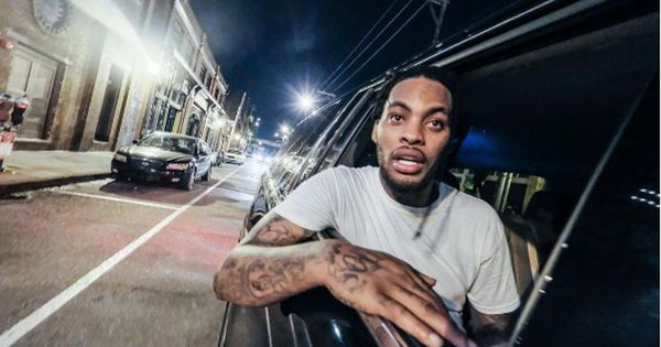 Waka Flocka Just Stunted His Stock Portfolio Value