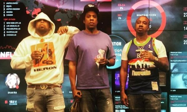 Westside Gunn and Benny the Butcher Link With Jay-Z For New Deal