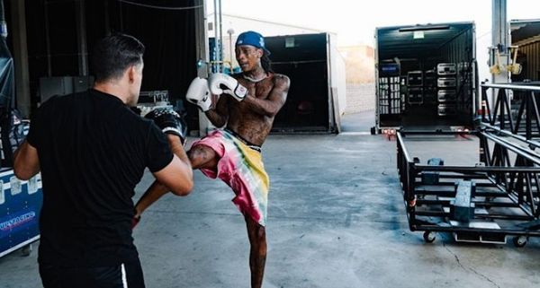 Wiz Khalifa Cancels Show Due To MMA Injury