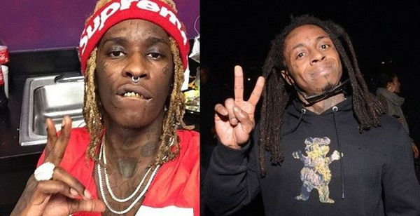 "Young Thug Explains Why ""Spoiled"" Lil Wayne Doesn't Like him"