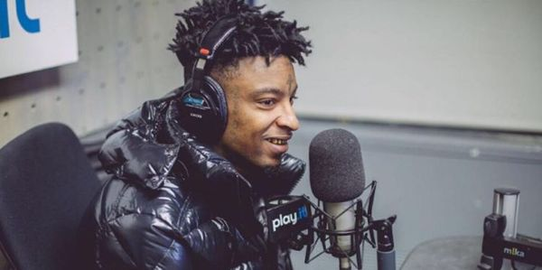21 Savage Explains Why He's Getting A New X Tattoo & Changes His Name