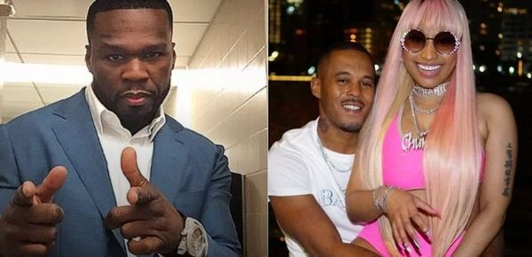 50 Cent Weighs In On Nicki Minaj Suddenly Retiring From the Rap Game