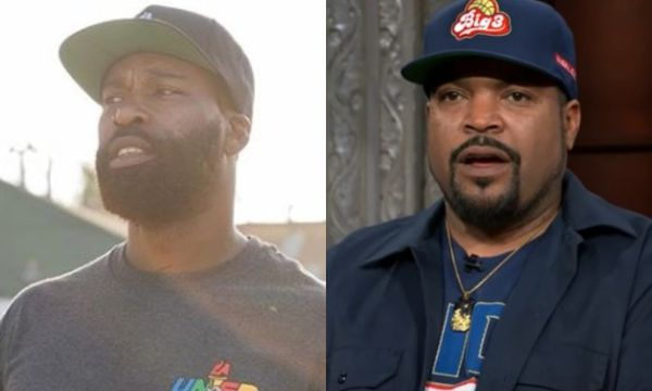 Baron Davis Tells Ice Cube To Keep His Name Out of His Mouth