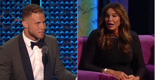 Blake Griffin Goes In On Caitlyn Jenner On Daddy Issues & White D*ck