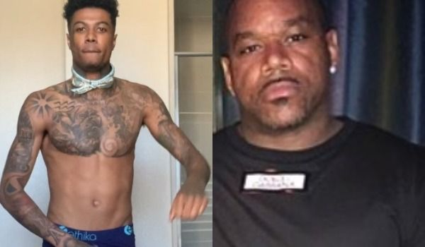 BlueFace and His Manager Wack 100 Beef Online