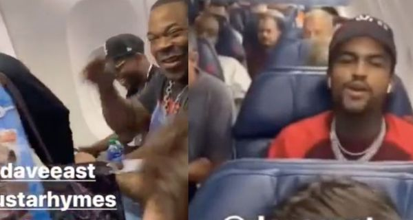 Busta Rhymes, Tony Yayo, Dave East & Uncle Murda Unite In First Class