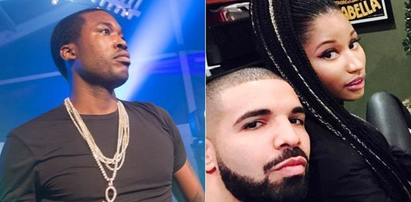 DJ Akademiks Says Nicki Minaj Pushed Meek Mill to Beef With Drake