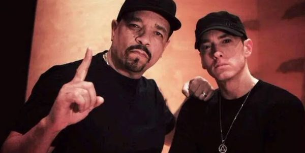 Ice T Remembers When White People Booed Eminem
