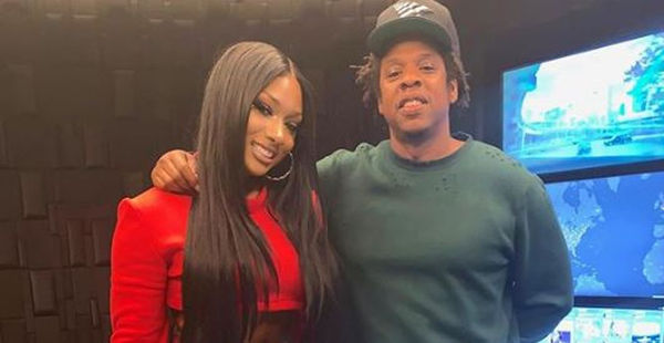 Megan Thee Stallion Signs Deal With Roc Nation
