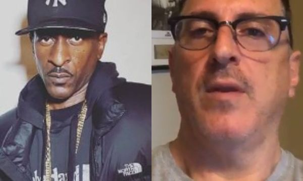Rakim Threatens To Knock Out 3rd Bass' MC Serch Over Ghostwriter Claim