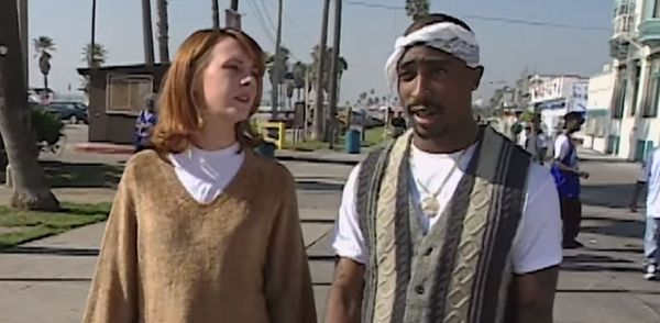 The Entire 2Pac MTV Venice Beach Interview Just Dropped