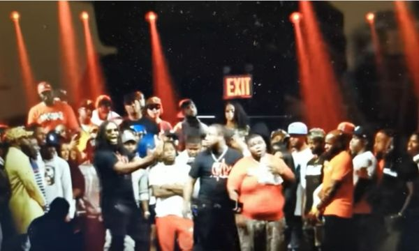 Watch Murda Mook Punch Brizz At The Summer Impact Reloaded Battle