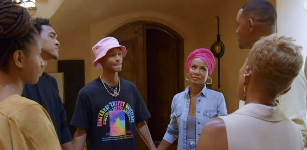"Will And Jada Staged An ""Intervention"" On Jaden Smith"