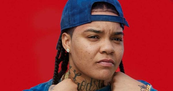Young M.A. Explains Why She's Not A Lesbian
