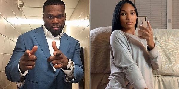50 Cent Gets At his Girlfriend Cuban Link For Posting Thirst Trap Photo