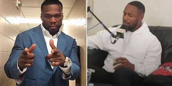 50 Cent Trolls Tank Over Man-On-Man Fellatio Argument