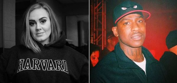 Adele Is Dating Grime Legend Skepta