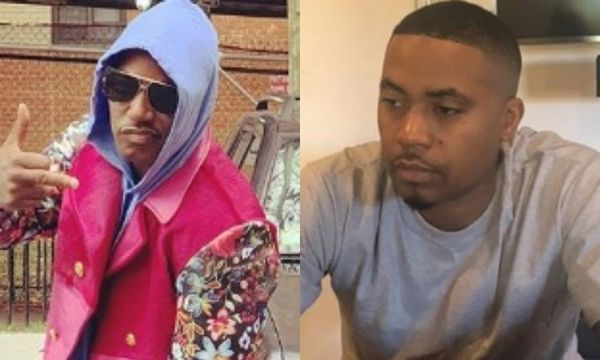 Cam'ron Says Looks Back On Beef With Nas, Explains What Started It