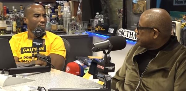 Charlamagne Takes Heat For Confronting Forest Whitaker On His Lazy Eye Lid