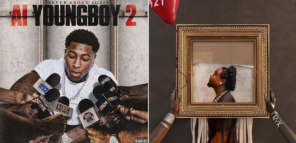 Check The First Week Projections For NBA YoungBoy, Wale & Lil TJay