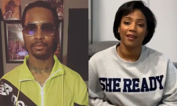 Tiffany Haddish Claimed She Slept With Chingy; Chingy Claps Back