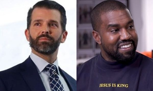 Donald Trump Jr. Starts Tweeting After Listening To Kanye's 'Jesus is King'