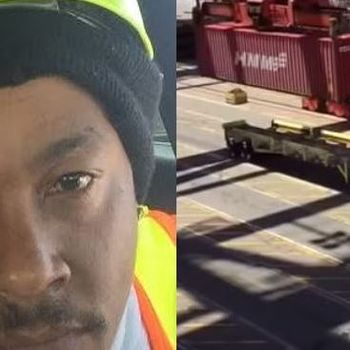 Ex G-Unit Member Spider Loc Is Now Working At The Docks