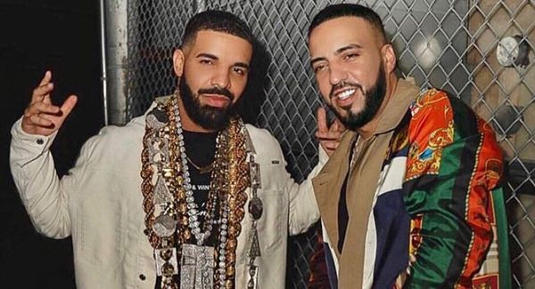 French Montana Bought Drake Quite The Expensive Birthday Gift