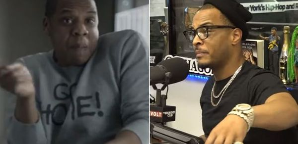 Jay-Z Called T.I. & Discussed His Placement On Tip's Top 50 List