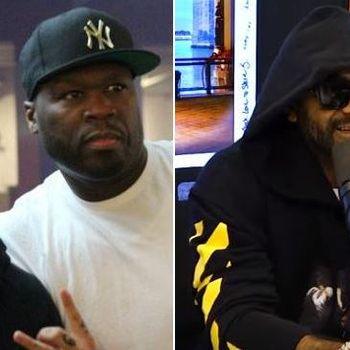 Jim Jones Addresses The Tekashi 6ix9ine-50 Cent Situation