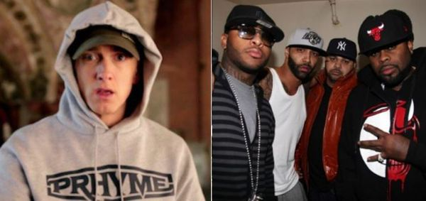 "Joe Budden Speaks On ""Extra Eminem BS"" That Hastened Slaughterhouse's Demise"