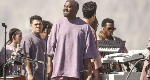 "Kanye West Announces ""Jesus Is Born"" Album + Admits To Being Sex Addict"
