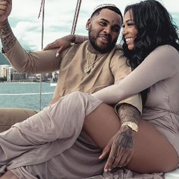 Kevin Gates & Dreka's Anniversary Cake Is Only For Adults [VIDEO]