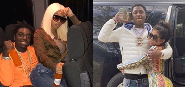 Kodak Black's Ex Dej Rosegold Is Now Dating NBA YoungBoy