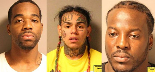 Nine Treys Found Guilty Of Kidnapping Tekashi 6ix9ine
