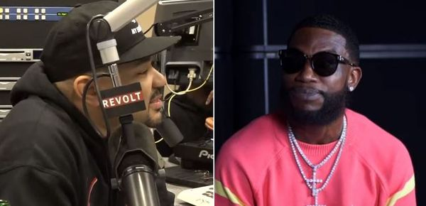 No More Clone: Gucci Mane Threatens To Slap DJ Envy