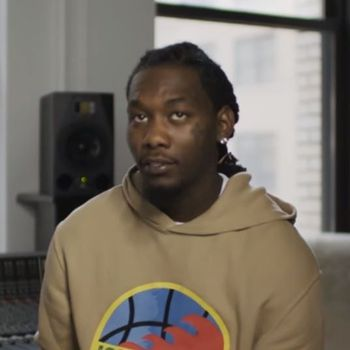 Offset Calls Out Other Rappers For Their Bad Smells