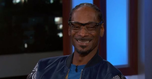 Snoop Dogg Actually Has a Full-time Blunt Roller