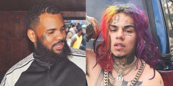 The Game Weighs In On Tekashi 6ix9ine's Huge New Record Deal