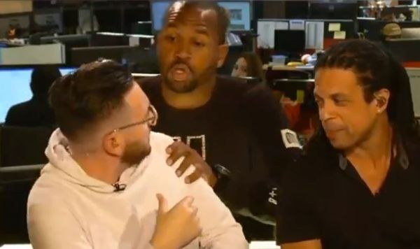 Video That Shows Why TMZ's Van Lathan Got Fired Released