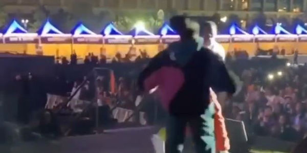 Watch Pusha T Almost Square Up On Wale During Rolling Loud Brooklyn