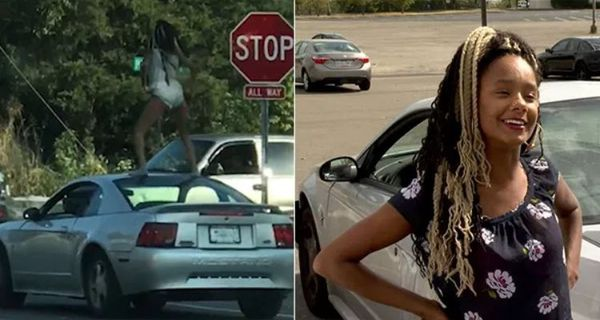 Woman Arrested After Twerking On Moving Car