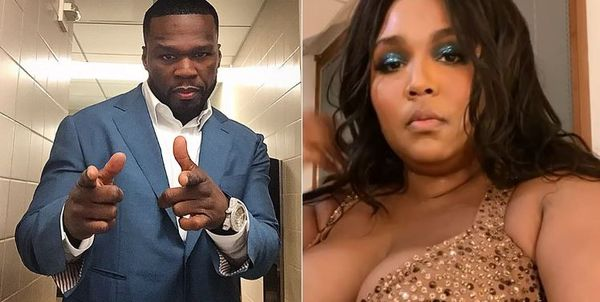 50 Cent Is Trying To Get With Lizzo